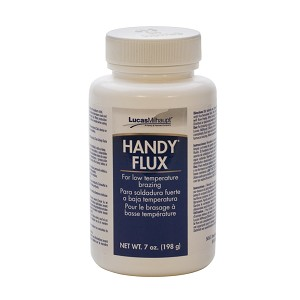 HANDY FLUX- 7 OZ JAR W/BRUSH